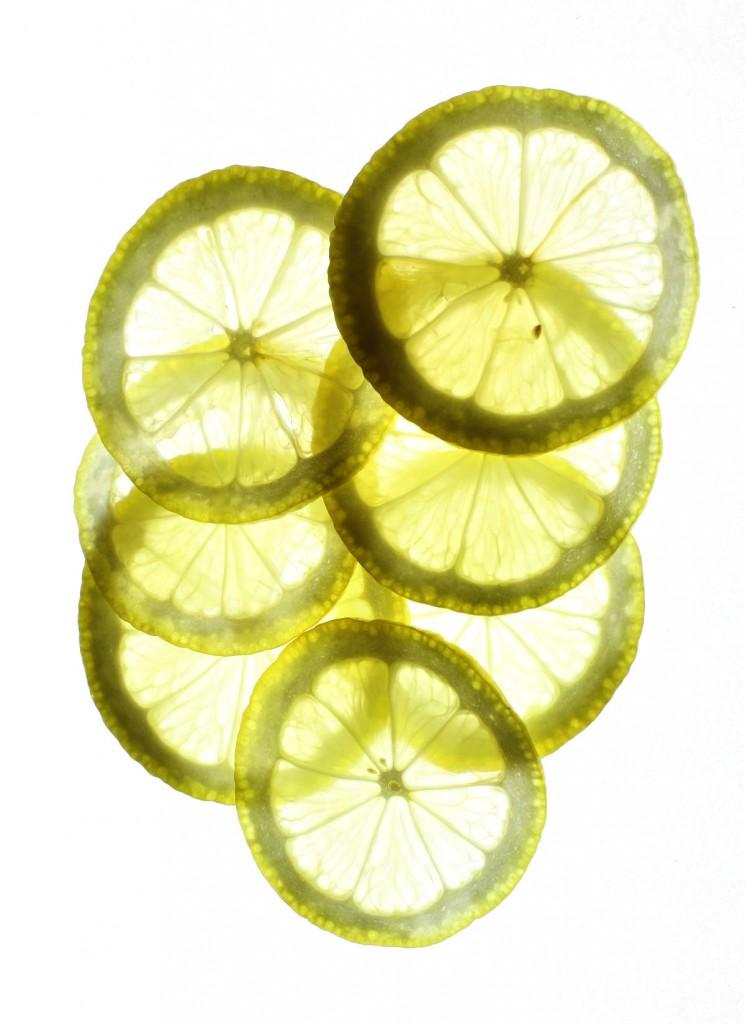 transparent lemon